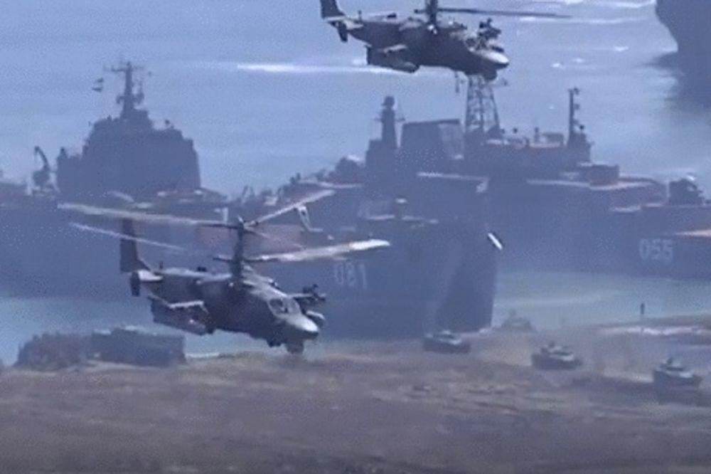 RUSI DIGLI VOJSKU U VIŠE REGIONA: Zbog vojnih vežbi proključala zemlja
