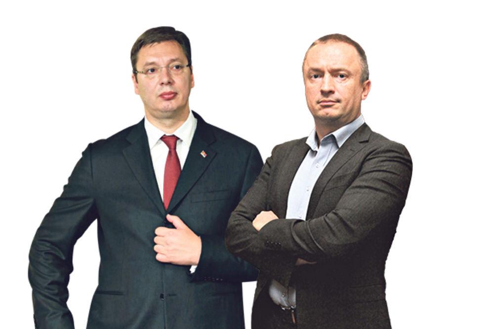 PAJTIĆ IZAZIVA: Aleksandre Vučiću, majstore, uhapsi me ako možeš