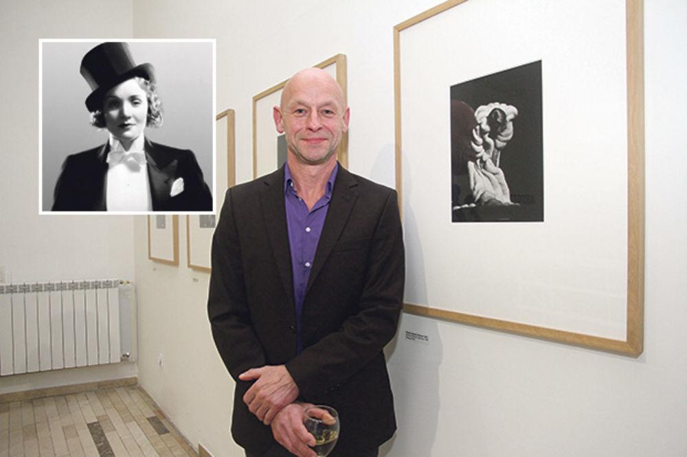 OTVORENA IZLOŽBA FOTOGRAFIJA: Marlen Ditrih iz vizure slavnog umetnika