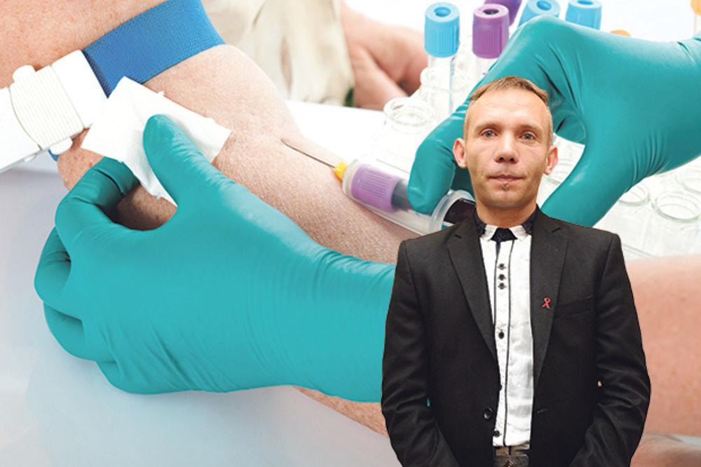 Povećan broj HIV zaraženih a nema terapije