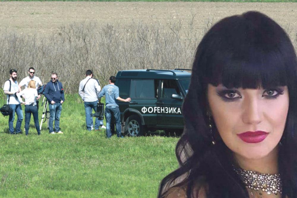 Jelena Krsmanović Marjanović, Zoran Marjanović, ubistvo, ubijena, pevačica, Zve