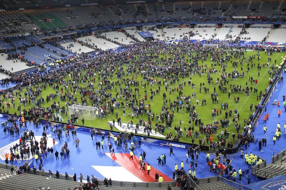 TERORISTI POTVRDILI: Evropsko prvenstvo u Francuskoj je cilj Islamske države