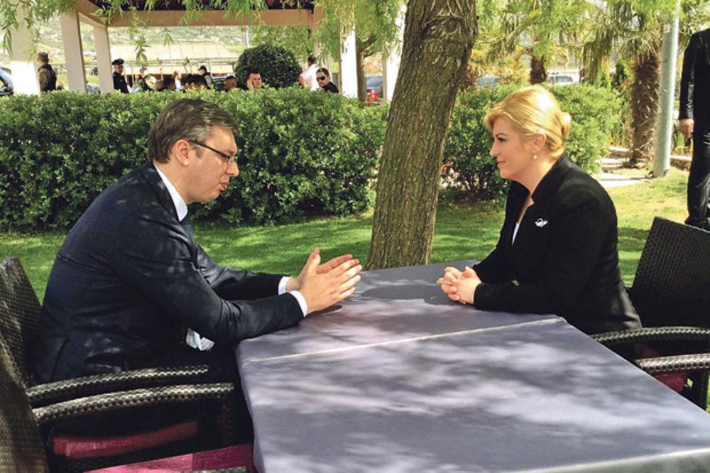 KOLINDA ZA RTS: S Vučićem iskreno o pitanjima važžnim za obe zemlje
