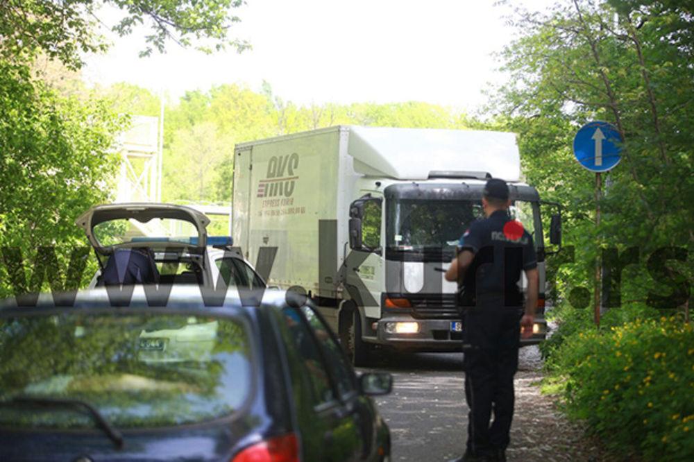PLJAČKA NA PUTU BEOGRAD-ZAGREB: Policija kurira sumnjiči za prisvajanje 2,5 miliona dinara