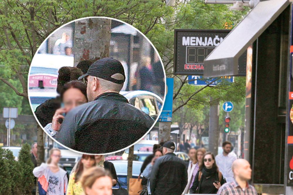 (KURIR TV) OPREZ: Dileri otimaju pare ispred menjačnica!