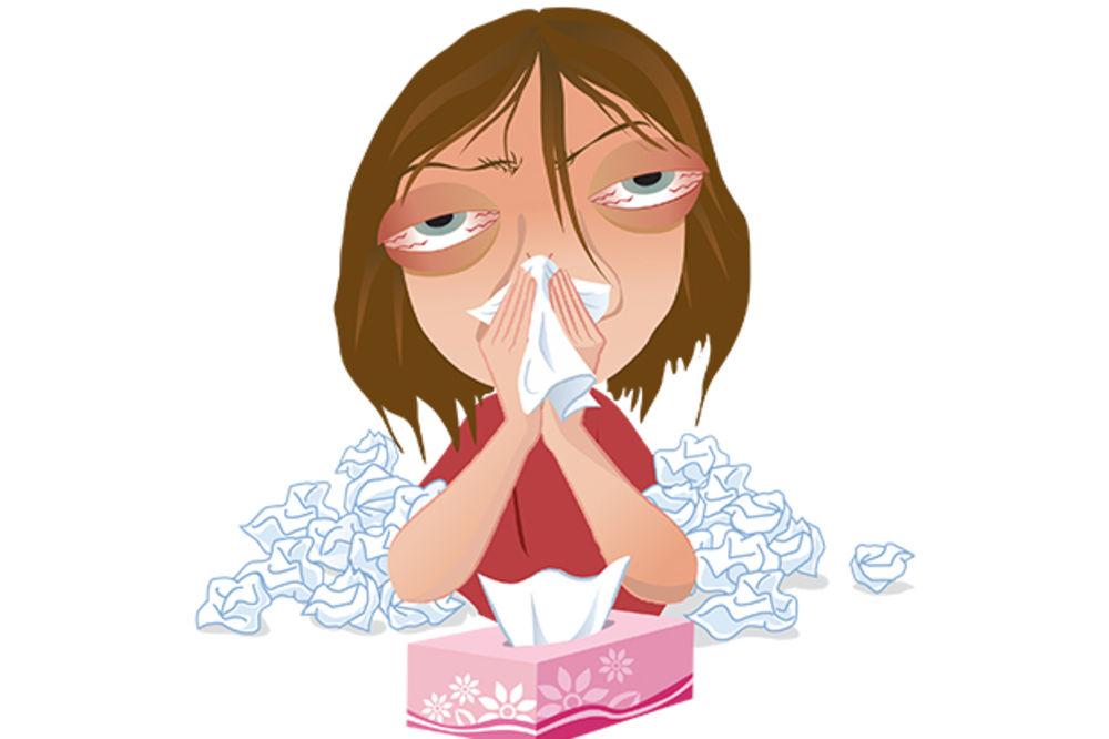 DRAMATIČNO: Nema vakcina za alergične na ambroziju