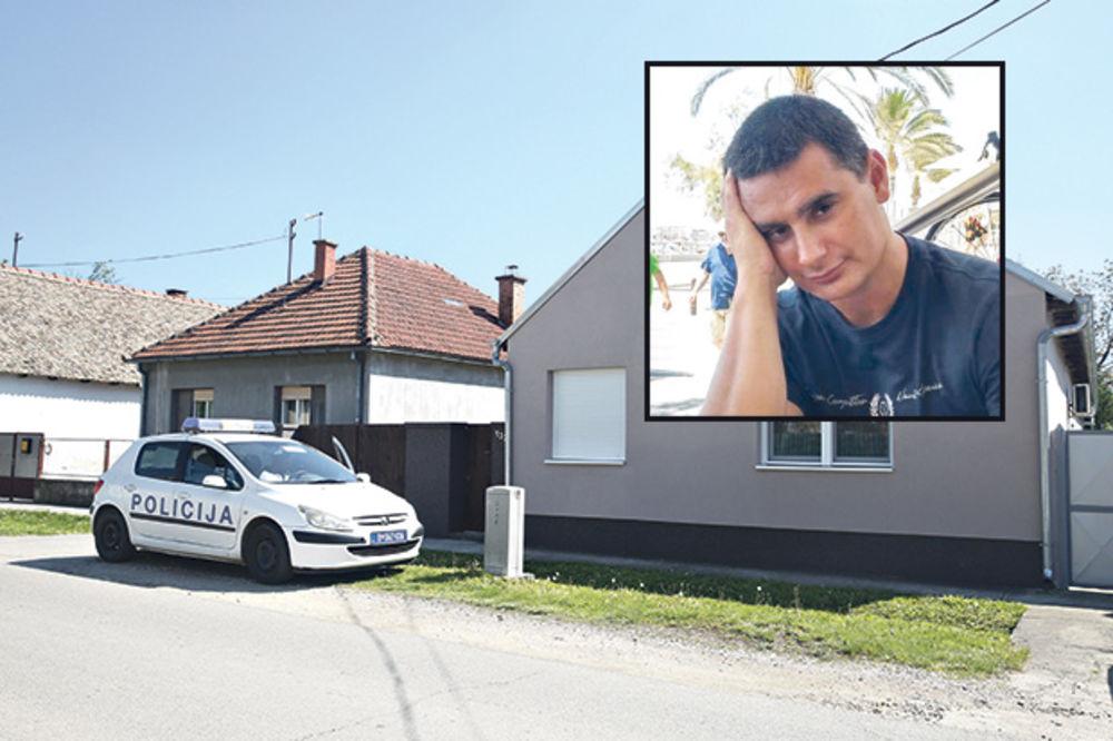 Dragan Ranisav, ubijen, foto Marina Lopičić