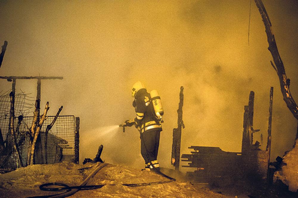 IZGORELA VIKENDICA NA DIVČIBARAMA: Maloletnici izazvali požar tokom prvomajskog uranka