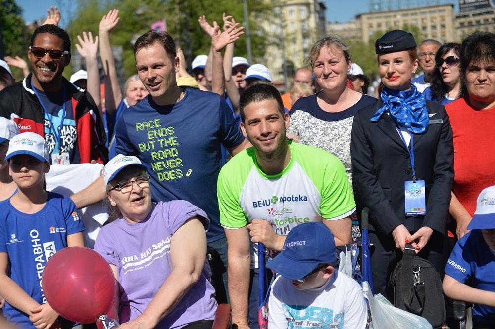 UDOVIČIĆ: Beogradski maraton podiže ugled Srbije