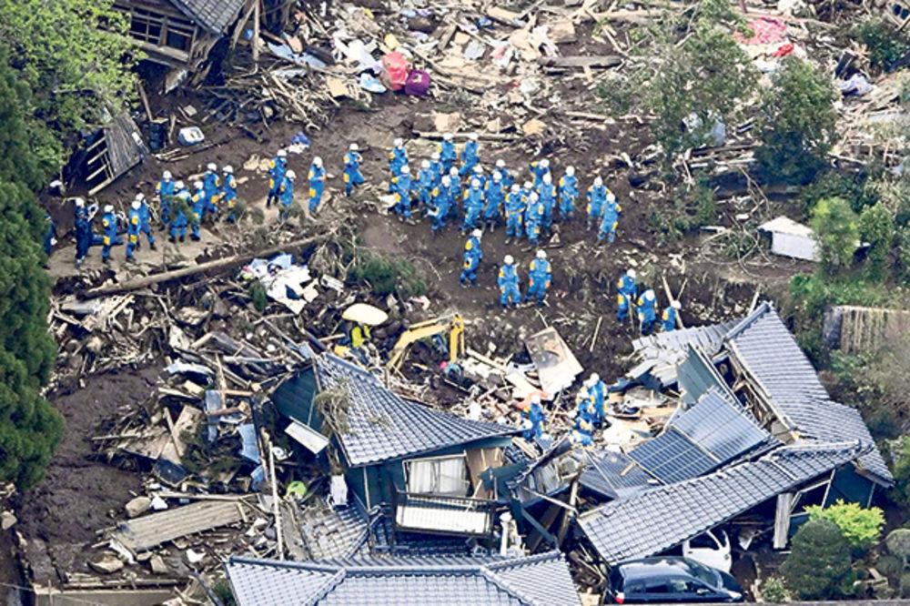 CRNI BILANS JAPANSKOG ZEMLJOTRESA: Poginula najmanje 41 osoba