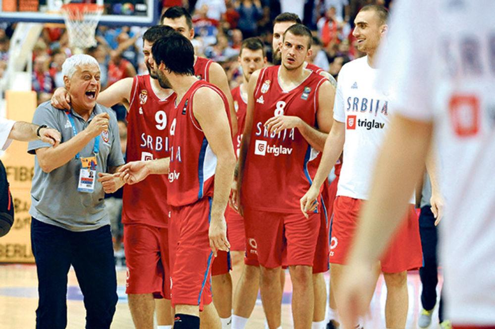 SRBIJA I DALJE POD SANKCIJAMA: Nema dogovora Evrolige i FIBA!
