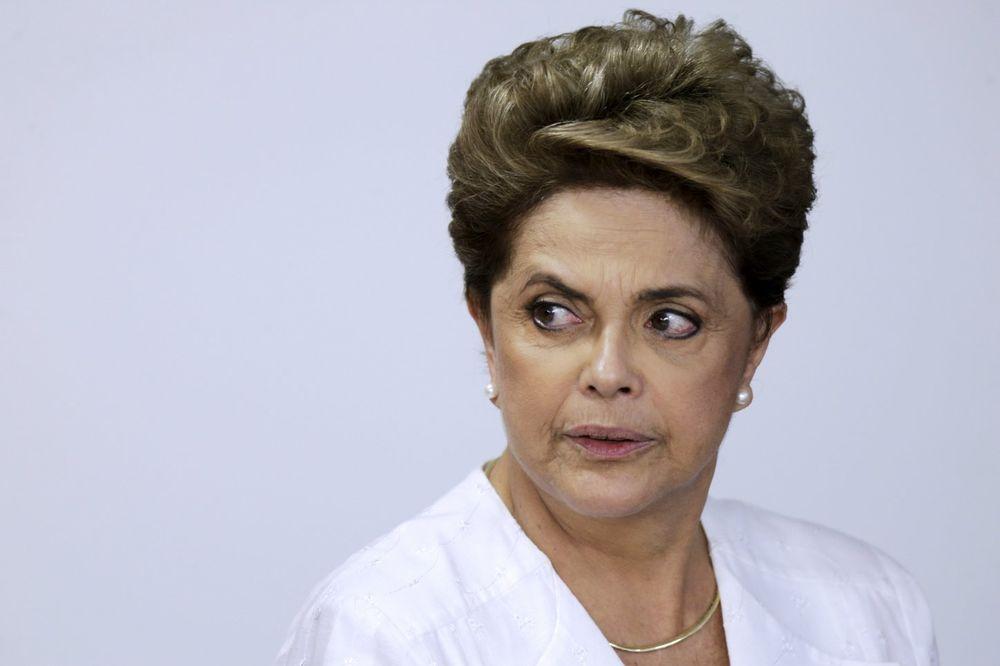 OPOZVANA PREDSEDNICA BRAZILA: Dilma Rusef više nije na čelu države!
