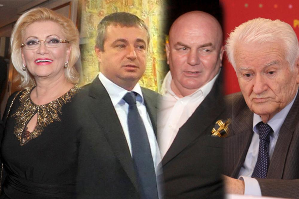 ZA 2 GODINE U POSLANIČKOJ KLUPI SAMO 2 DANA: Ovo su najveći neradnici srpskog parlamenta