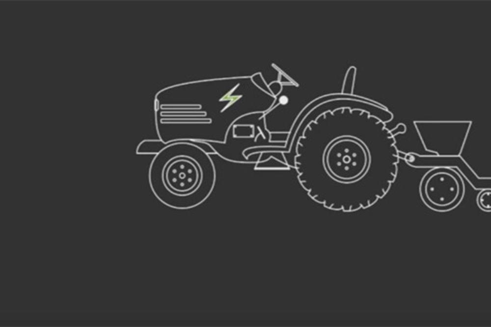 NA KORAK DO POBEDE: Srpski električni traktor u finalu svetskog takmičenja preduzetnika