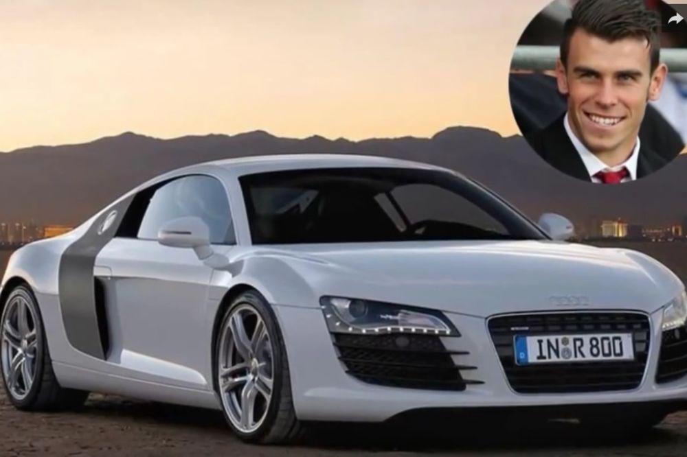 (VIDEO) DA TI PAMET STANE: Pogledajte 10 najluksuznijih i skupocenih automobila popularnih fudbalera