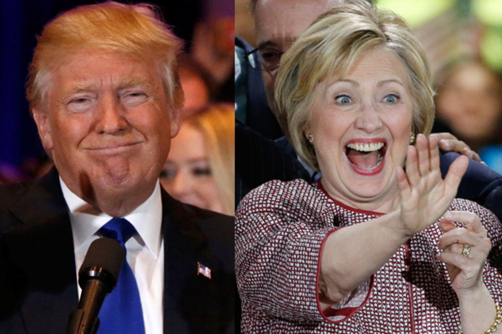 (FOTO) LAKŠE JOJ BILO DA UMRE: Da ne bi glasala za Trampa ili Hilari, otišla u božije ruke!