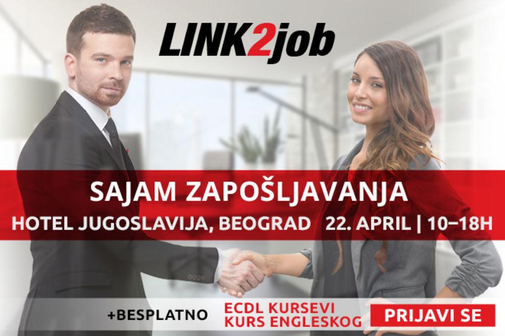 Tražite posao? Pravac na sajam zapošljavanja 22. aprila