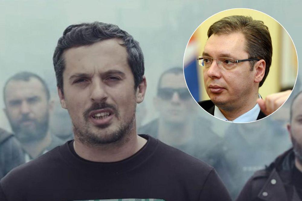 VUČIĆ POGLEDAO SPOT BEOGRADSKOG SINDIKATA: Evo šta je premijer Srbije rekao o njima!