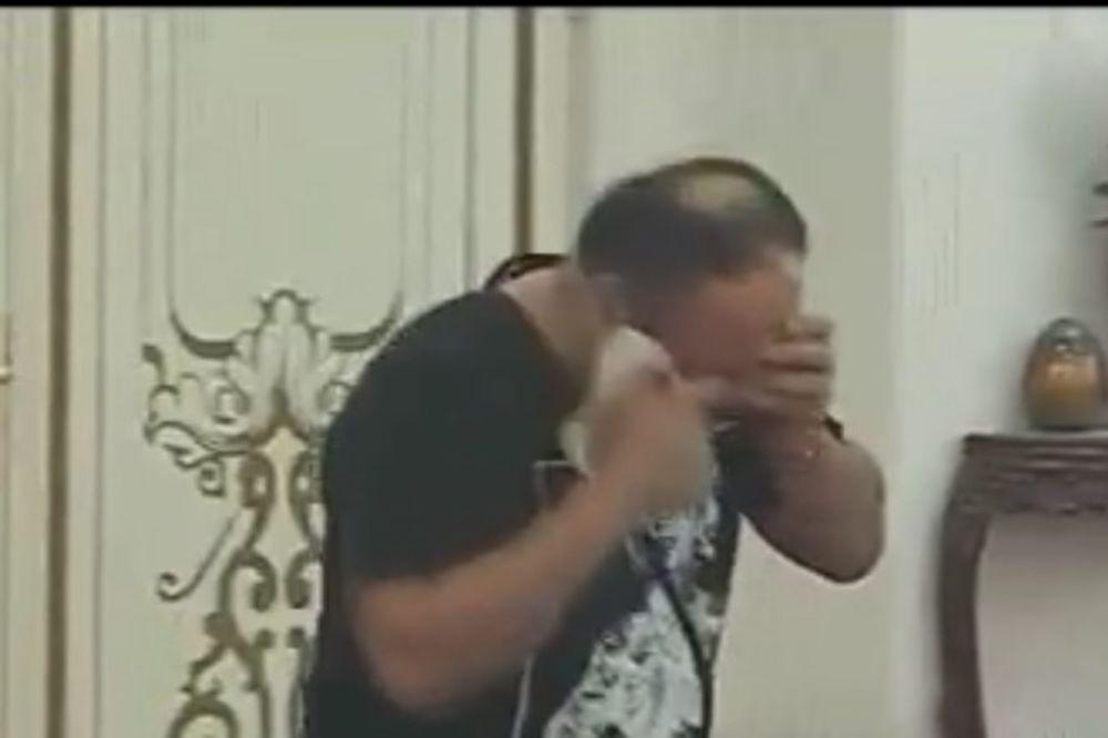 (VIDEO) OD OCA SE OPRAŠTAO SAT VREMENA: Zmaj će održati govor na sahrani brata Rajka!