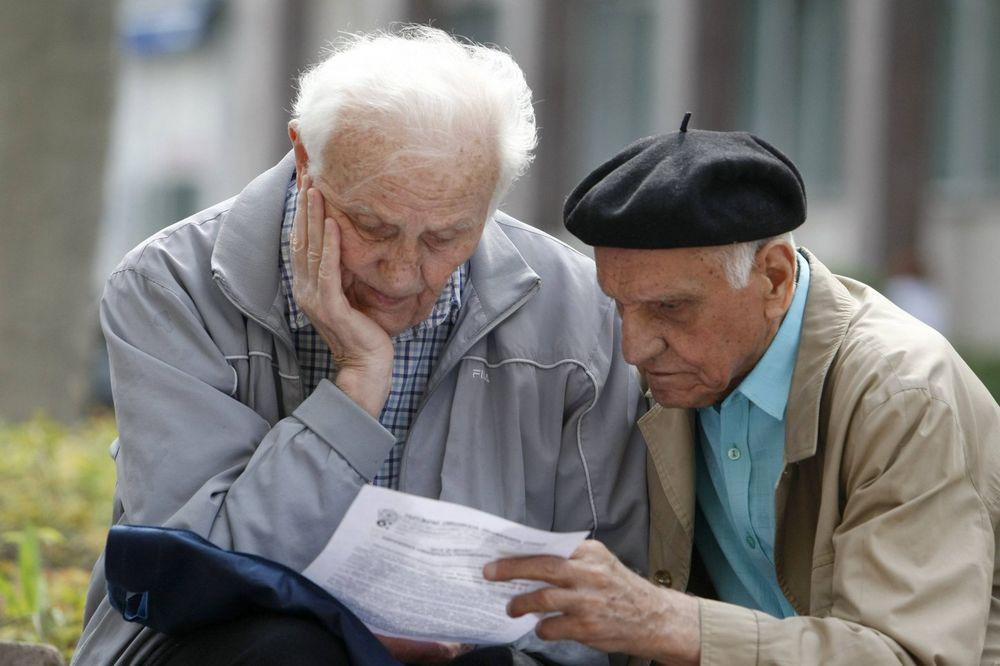 PROTESTNA ŠETNJA: Penzioneri traže da se smanji cena grejanja