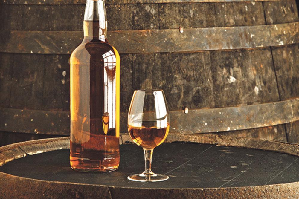 NOVI ADUT: Srbija izvozi i viski