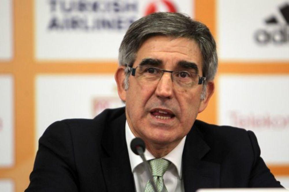 BERTOMEU ODGOVORIO ĐILASU: Iznenađeni smo konfliktom koji je izazvala FIBA