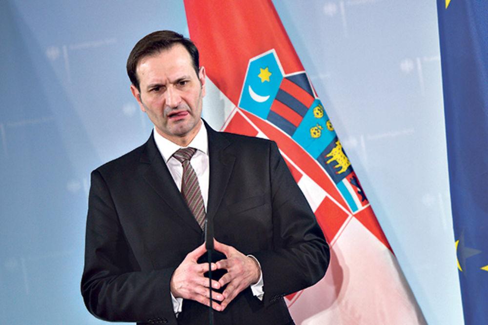 KRAJ RAMPE ZA SRBIJU U EU Hrvatski ministar: Stvari se kreću u dobrom pravcu