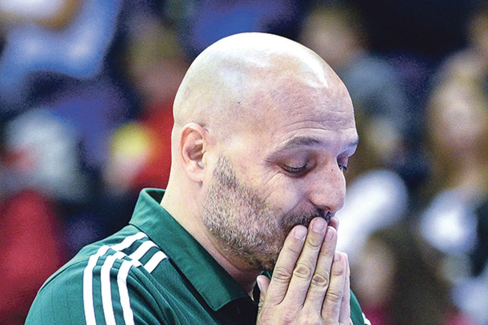 GRCI VREĐAJU ĐORĐEVIĆA: Bio si veliki košarkaš, ali kao trener si nula!