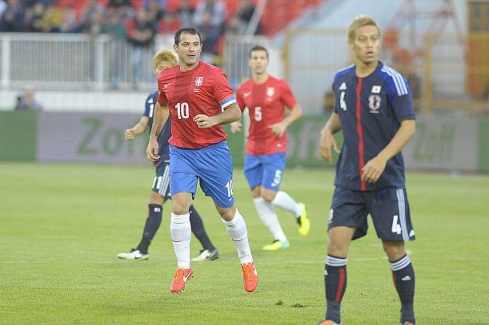 (VIDEO) PUNOLETSTVO DEKIJEVOG DEBIJA: Stanković je pre 18 godina odigrao prvi meč za nacionalni tim
