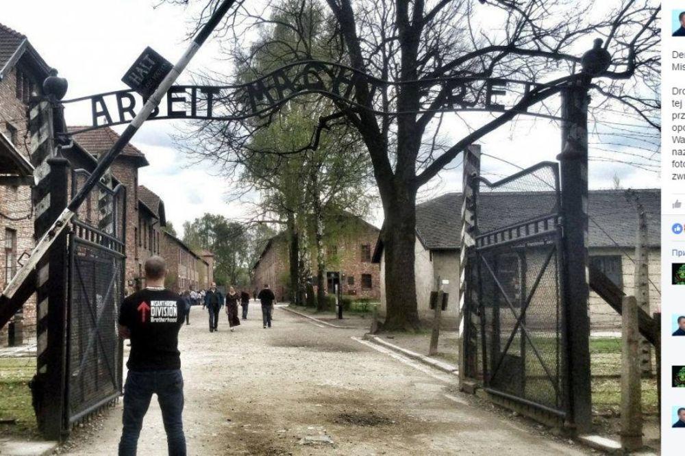 SKANDALOZNO: Neonacisti organizuju ture po koncentracionim logorima i onda se hvale