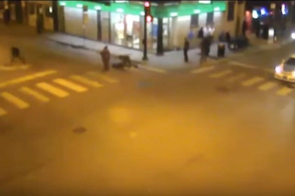 (VIDEO) HOROR U ČIKAGU: Pljačkali mladića koji je mrtav ležao na ulici, niko nije stao da pomogne