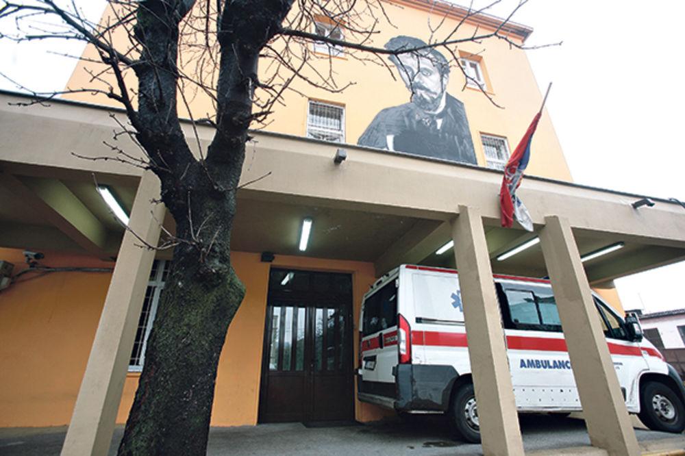 JEZIVO: Nož sakrio u anus, pa isekao osoblje u Lazi Lazareviću?!