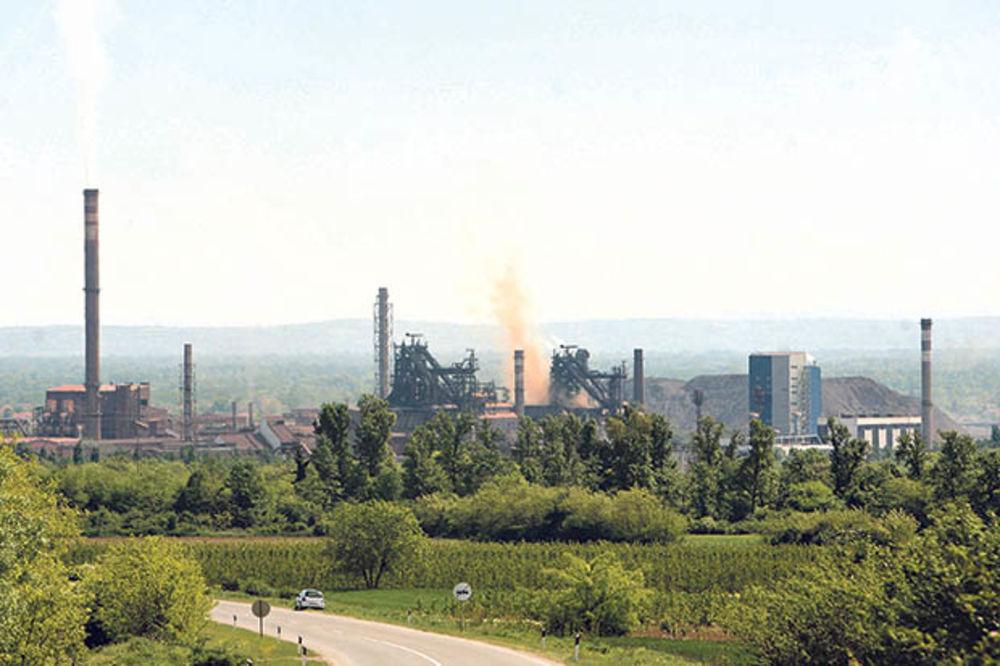 KAMARAŠ: Upaljena i druga visoka peć u Železari Smederevo