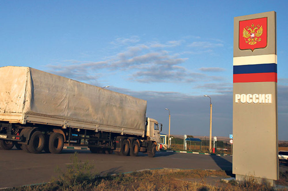 PAPRENA TAKSA: Rusi udvostručili namet za kamione