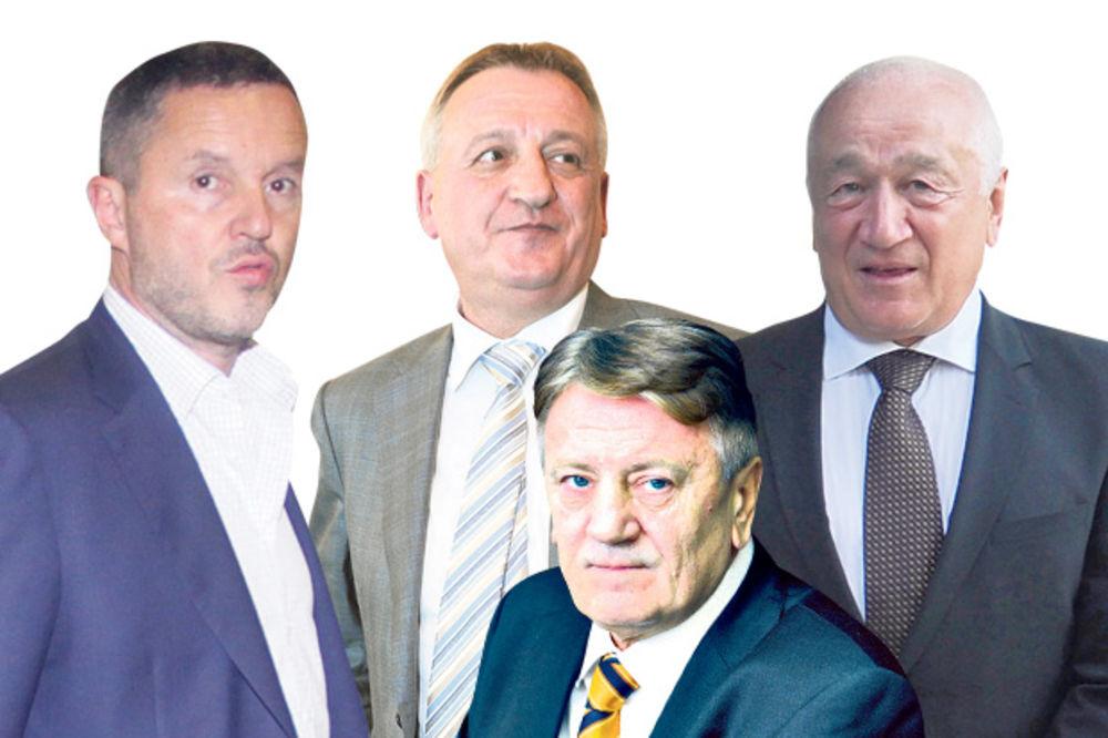 PRSLI: Imovina Bogićevića, Lazarevića, Stupara i Nicovića na dobošu