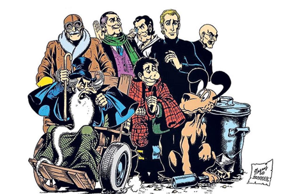7 priča o stripovima u Jugoslaviji