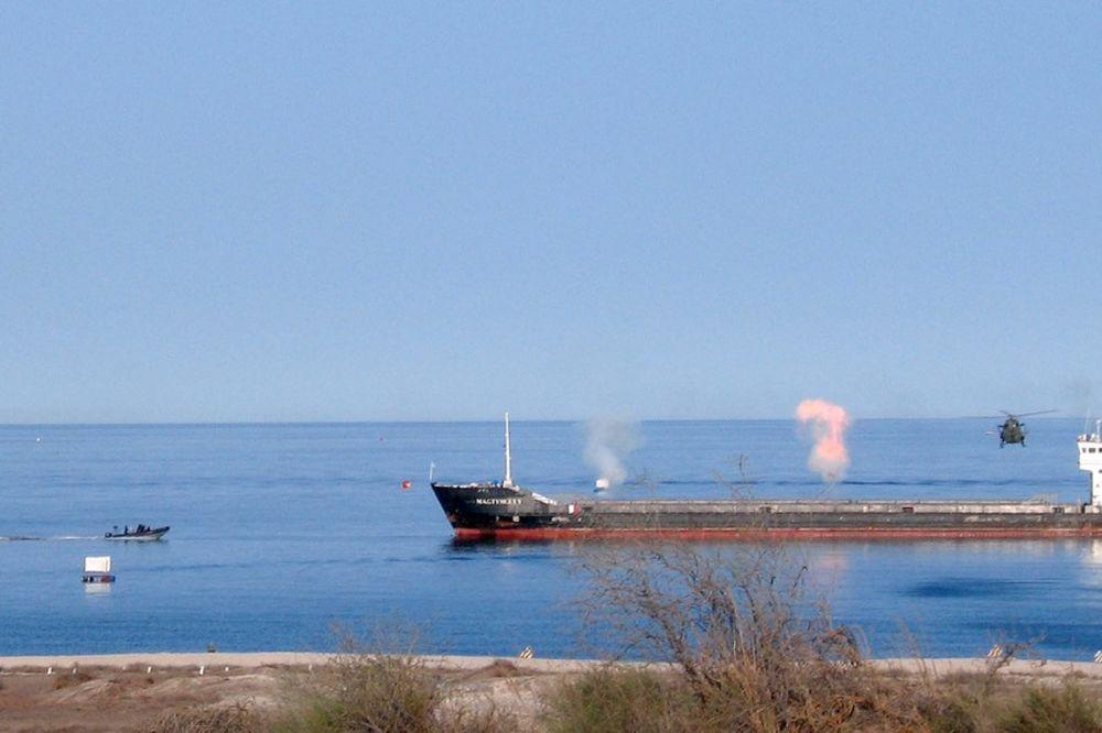 U TOKU ISTRAGA O INCIDENTU: Tanker sa ruskom posadom zarobljen na zapadu Libije!
