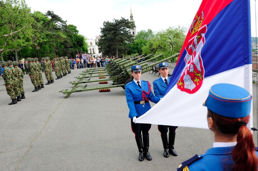 (FOTO) SLUŽIMO SRBIJI: Vojska Srbije danas slavi svoj dan