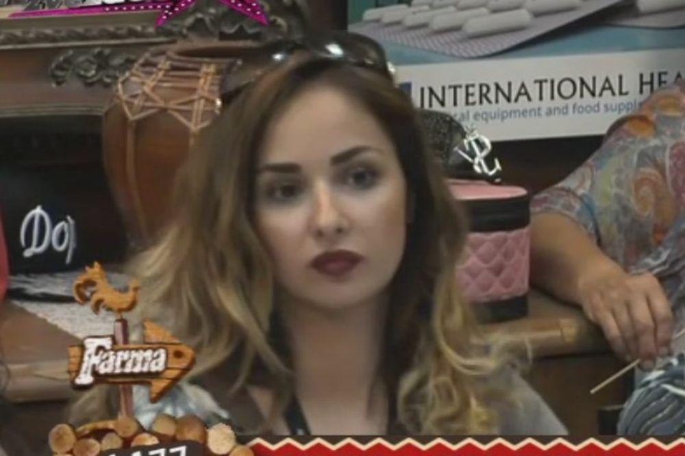 (VIDEO) FARMA IZBACIVANJE: Seksi Sandra napustila imanje, Gogi duplirani glasovi