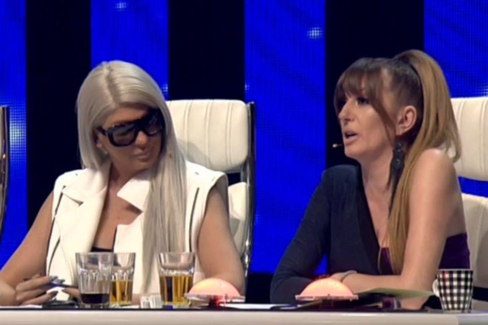 RASPRAVA U ZVEZDAMA GRANDA, Jelena Karleuša: Viki, ti treba da naučiš šta je X faktor!