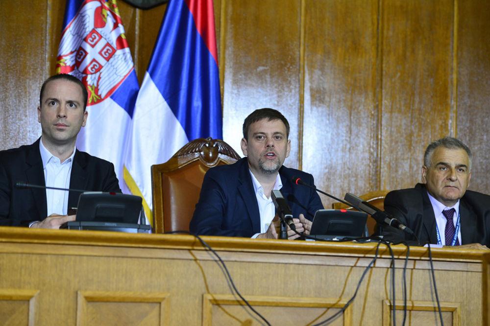 NAJZAD: RIK objavio konačne rezultate izbora, u Skupštini predstavnici 12 lista