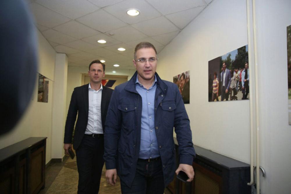 Stefanović: Što šira koalicija u Vojvodini, a u Skupštini Srbije nešto uža