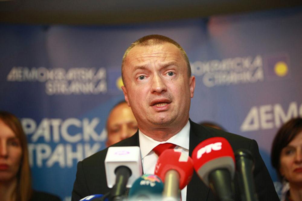 Pajtić raspisao izbore u Demokratskoj stranci za 10. jul