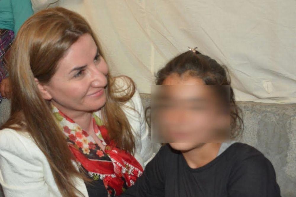 POSLE 4 MESECA PAKLA: Devojčica pobegla od džihadista na neverovatno hrabar način
