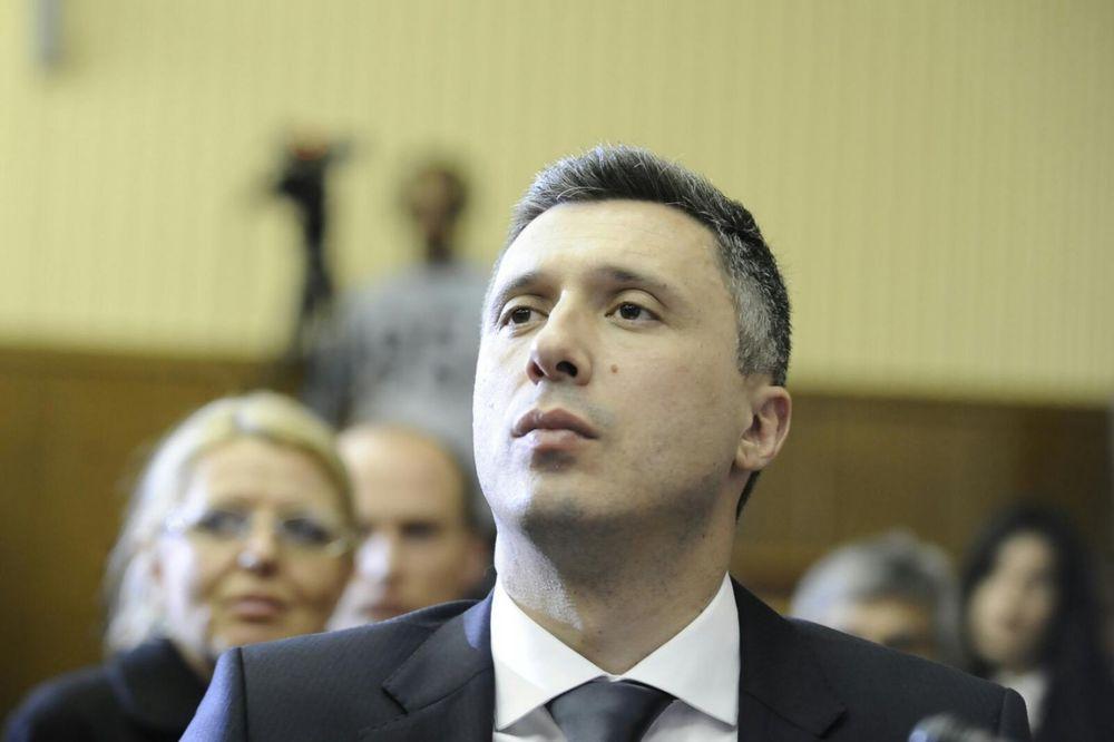 Dveri Obradović: Policiji nisam dao nikakvu izjavu