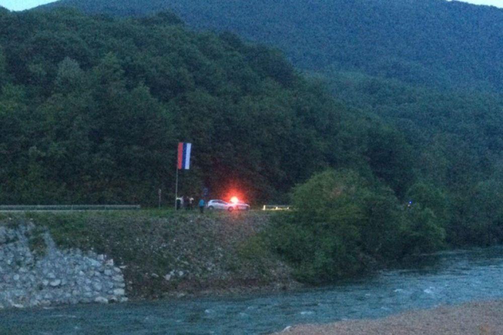 U VRBAS SLETELA TRI AUTOMOBILA : Dok su tražili žrtve dve nesreće ronioci otkrili i treće vozilo!