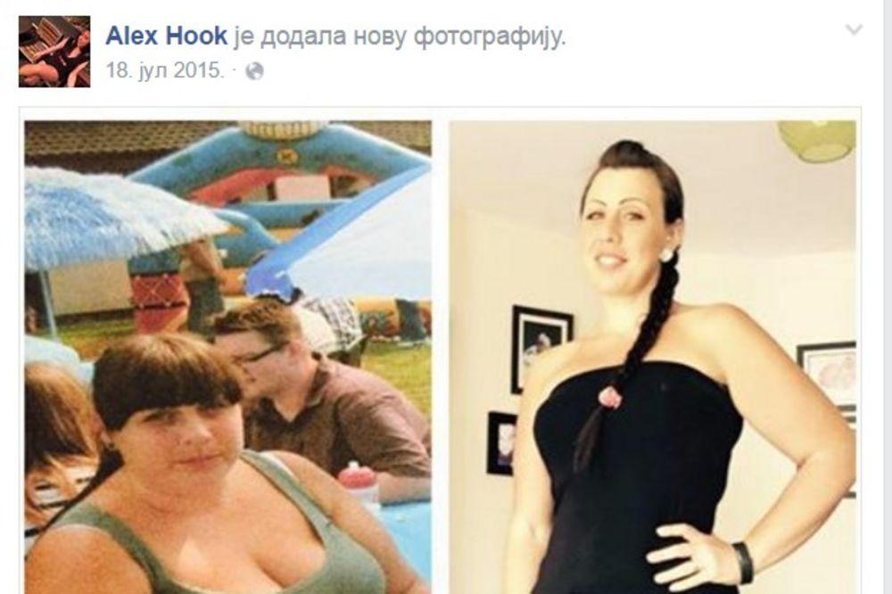 Aleks (36) je imala 146 kg! Odrekla se samo jedne namirnice i smršala čak 63 kg!