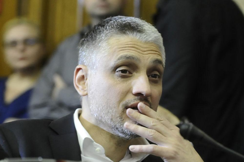 NEREDI PRED UTAKMICU: Navijač Crvene zvezde oslobođen optužbi za napad na Čedu