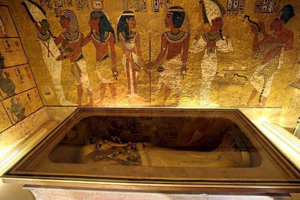 6 nerazrešenih misterija Tutankamonove grobnice