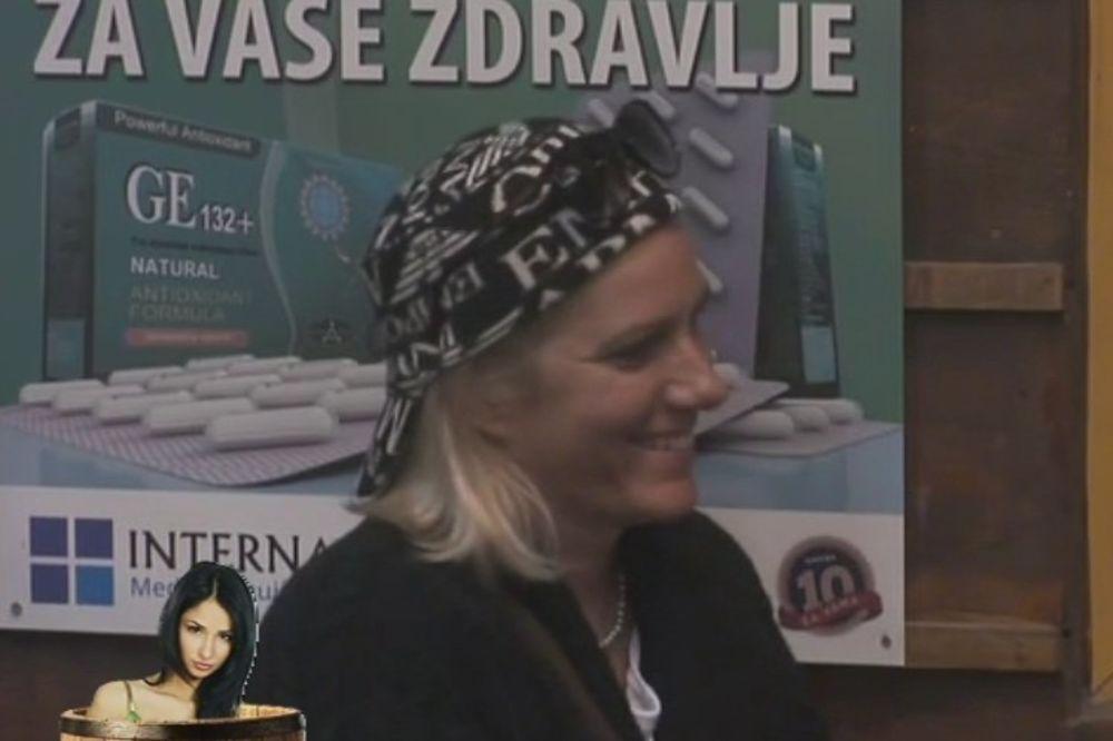 (VIDEO) GOLUBOVIĆKA: Vesnu su sponzorisali političari, je.ala se za pare!